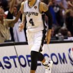 Wearing Brons: San Antonio Spurs' Manu Ginobili & Danny Green