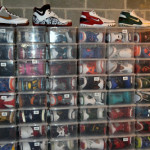 Justin Amazing's Nike LeBron Sneaker Collection by SN Select