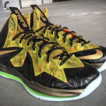 "Nike LeBron X PS Elite ""2x Champion"" Custom by Mache"