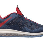Release Reminder: Nike Air Max LeBron X Low USA Basketball