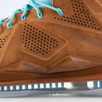 Release Reminder: Nike LeBron X EXT Brown Suede aka Hazelnut