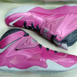 "LeBron's Nike Zoom Soldier VII ""Think Pink"" (599264-600)"