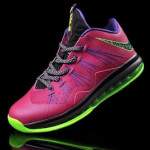 Release Reminder: NIKE LEBRON X LOW Raspberry (579765-601)