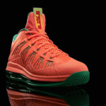 Release Reminder: Nike LeBron X Bright Mango aka Watermelon