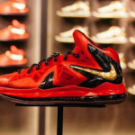 Release Reminder: LeBron X Celebration / Championship Pack