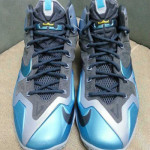 Second Look at Upcoming LEBRON 11 Armory Slate / Gamma Blue
