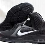 PE Spotlight // Nike LeBron 9 Triple Black with White Swoosh