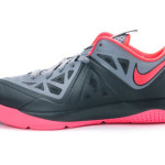 Nike LeBron ST II Cool Grey/Atomic Red-Black