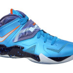 """Nike Zoom LeBron Soldier VII """"Galaxy"""" Available in Asia"""
