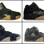 TBT: Nike Zoom LeBron II Maple Gum PEs – Suede Alternate