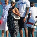 LeBron James And His Jacked Up Feet On Vacay In St. Tropez