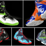Preview LeBron XI iD… Galaxy, Glow in the Dark, and Much More!