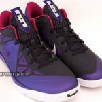 Nike LeBron ST II Court Purple / Raspberry