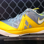 Nike LeBron ST II 579743-003 Wolf Grey/Sail/Tour Yellow