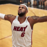 Nike LeBron 11 Appears in NBA 2K14 Next-Gen OMG Trailer