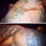 King James New Tattoos – 2013 Edition – Akron & Est. 1984