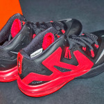 Nike Ambassador VI – Black / Red – Available in Asia