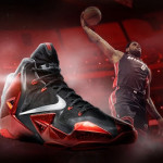 Release Reminder: Nike LeBron XI (11) Miami Heat Away