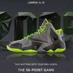 """A Decade of Moments // NIKEiD LeBron XI """"The 56-Point Game"""""""