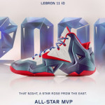 "A Decade of Moments // NIKEiD LeBron XI ""All-Star Game MVP"""