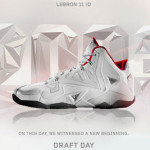 "A Decade of Moments // NIKEiD LeBron XI ""Draft Day"""