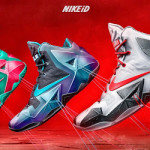 NIKEiD LeBron XI Goes Live! King James Shares a Message.