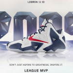 "A Decade of Moments // NIKEiD LeBron XI ""League MVP"""