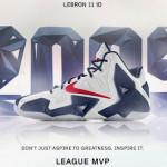 "A Decade of Moments // NIKEiD LeBron XI ""League MVP"""