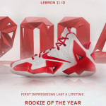 "A Decade of Moments // NIKEiD LeBron XI ""Rookie of the Year"""