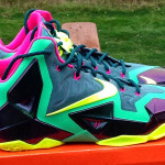 "New Photos // Nike LeBron 11 ""Tyrannosaurus Rex"" PE"