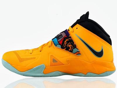 Upcoming LeBron Nike Zoom Soldier VII