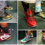 Sneaker Con Miami October 2013 // LeBrons On-Feet Recap