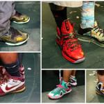Sneaker Con Miami October 2013 // LeBrons On-Feet Recap