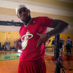"LBJ & NBA Unveil Sleeved Christmas Jerseys in ""Jingle Hoops"" Ad"