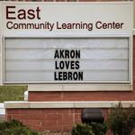 "LeBron James ""Rubber City Poem"" by Lemon Andersen"