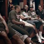 "King James Wears LeBron 11 in Samsung ""Always On"" Ad"