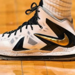 James Wears LeBron X PS Elite Due to Toebox Problems in XI's