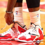 King James Goes Back to LEBRON 11 for the Whole Game!