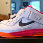 TBT: Nike Air Max Soldier V Miami Heat Floridians PE