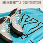 "A Look at Nike LeBron XI NSW Lifestyle ""King of the Streets"""