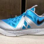 Nike LeBron ST II 579743-300 Tropical Teal / Pure Platinum