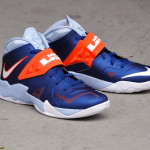 New Nike Zoom Soldier VII Brave Blue & Red (599264-401)