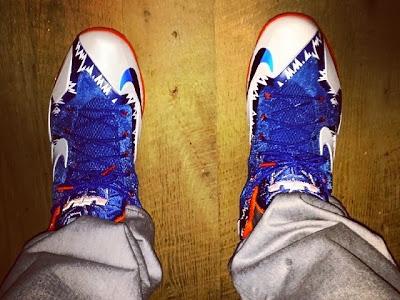 Nike Lebron Xi Christmas