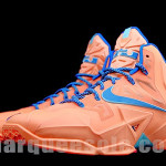 First Look at Nike LeBron 11 Hardwood Classic / Knicks