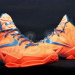 "HWC-esque Nike LeBron 11 is in Fact ""Miami vs. Akron"""