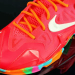 """Another Look at """"Fruity Pebbles"""" LeBron 11 GS (621712-600)"""