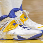 Draymond Green Celebrates 50 Sellouts with new LEBRON iD's