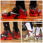 Nike LeBron 11 Comparison – Regular GR vs. Redefined PE