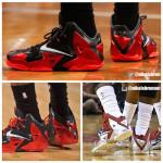 Nike LeBron 11 Comparison – Regular GR vs. Redefined PE