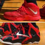 King James Debuts New Nike LeBron 11 PE for One Quarter